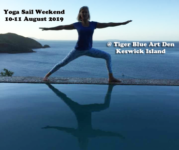 Yoga Sail Weekend